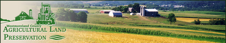 Farmland in Westmoreland County pA